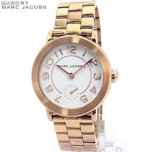 マークジェイコブス 腕時計 MJ3471 Riley 36mm ユニセックス ステンレス ローズゴールド|pre-ma