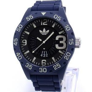 ADIDASアディダス 腕時計  ADH3141 ニューバーグ ブラック/ネイビーラバー メンズ 決算セール|pre-ma