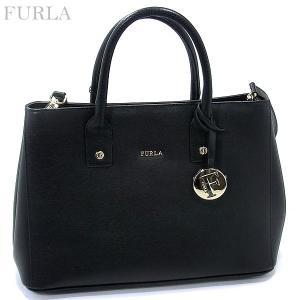 FURLA フルラ トートバッグ LINDA S / BDR5 B30 060 ブラック 777946 決算セール