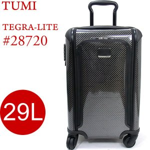 TUMI トゥミ  キャリーケース TEGRA-LITE 28720 DG  29L/56cm ブラック 4輪 機内持ち込み可|pre-ma
