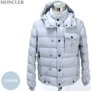 モンクレール グルノーブル COOPER ダウンジャケット メンズ  911/ライトグレー サイズ(2)限定  MONCLER【アウトレット-n14】|pre-ma