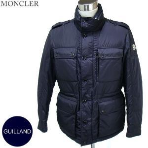モンクレール GUILLAND ダウンジャケット メンズ  742/ネイビー サイズ(2)現品限り  MONCLER【アウトレット-n22】|pre-ma