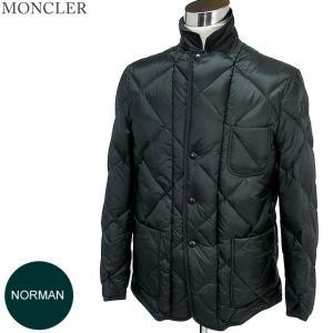 モンクレール NORMAN ダウンコート 軽量 メンズ 876/モスグリーン  サイズ(3) 現品限り  MONCLER【アウトレット-n34】|pre-ma