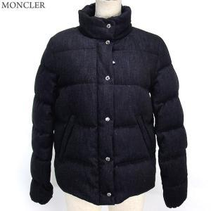 モンクレール ダウンジャケット デニム BRETHIL 790/インディゴ レディース  サイズ(1/S) MONCLER 限定1点セール|pre-ma