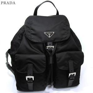 PRADA プラダ リュック ナイロン 1BZ811 V44 F0002 VELA NERO/ブラック 新品