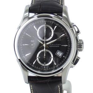 ハミルトン HAMILTON  腕時計 ジャズマスター オート クロノ H32616533 メンズ 自動巻 レザー 限定1点セール F01 pre-ma