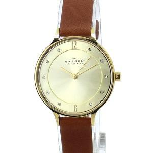 SKAGEN スカーゲン 腕時計 レディース SKW2147  31mm ANITA レザー|pre-ma
