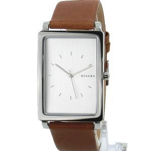 SKAGEN スカーゲン 腕時計 メンズ SKW6289  ハーゲン HAGEN レクタンギュラー 【アウトレット】|pre-ma