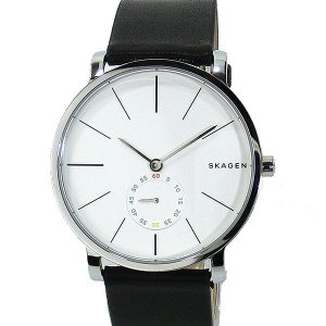 SKAGEN スカーゲン 腕時計 メンズ SKW6274  40mm ハーゲン HAGEN レザー 【アウトレット】|pre-ma