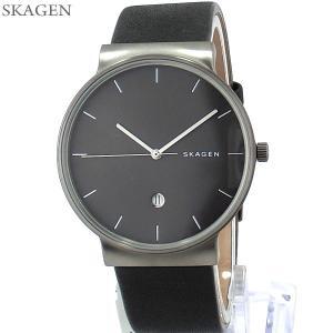 SKAGEN スカーゲン 腕時計 メンズ SKW6320 アンカー ANCHER 40mm グレー【アウトレット訳あり】|pre-ma