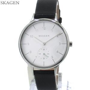 SKAGEN スカーゲン 腕時計 レディース SKW2415  ANITA アニタ シルバー/BK【アウトレット訳あり】|pre-ma