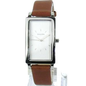 【アウトレット展示品】SKAGEN スカーゲン 腕時計 レディース SKW2464  ハーゲン HAGEN レクタンギュラー|pre-ma
