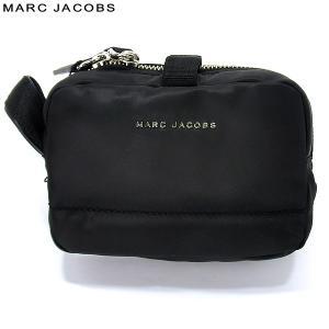 マークジェイコブス コスメポーチ/化粧ポーチ M0008150 001 ブラック MALLORCA COSMETICS SMALL|pre-ma