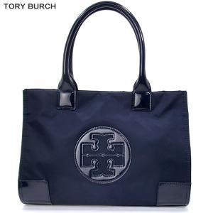 トリーバーチ TORY BURCH トートバッグ 50009835 486 MINI ELLA FRENCH/ネイビー アウトレット特価|pre-ma