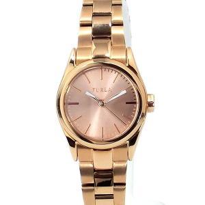 フルラ 腕時計 レディース 4253101505  FURLA EVA 25mm ピンクゴールド ステンレス アウトレット|pre-ma