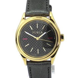 フルラ 腕時計 レディース 4251101501  FURLA EVA 35mm YG/グレーレザー アウトレット|pre-ma