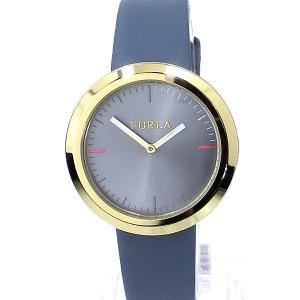 フルラ 腕時計 レディース 4251103501  FURLA VALENTINA 34mm ゴールド/ブルーグレー アウトレット訳あり|pre-ma