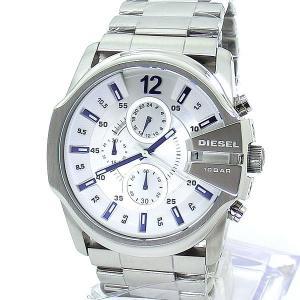 【アウトレット訳あり-B05】ディーゼル DIESEL 腕時計 メンズ DZ4181 クロノグラフ シルバー|pre-ma