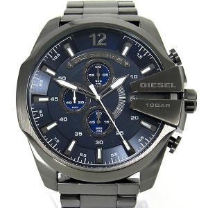 ディーゼル DIESEL 腕時計 メンズ DZ4329 クロノグラフ ブルー ガンメタ【アウトレット】|pre-ma