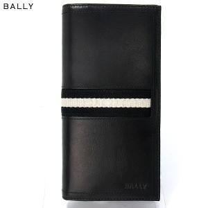 BALLY バリー 長財布 TALIRO 6166474  290 ブラック  2017SS|pre-ma