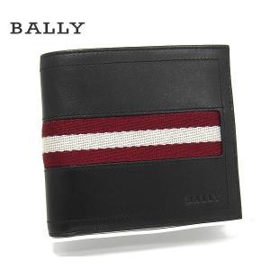 BALLY バリー 二つ折り財布 TYE メンズ 271 チョコブラウン 2017SS|pre-ma