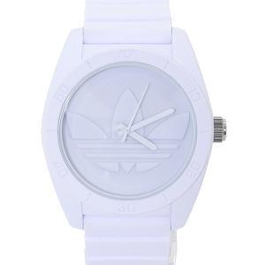 ADIDASアディダス 腕時計  ADH6166 サンティアゴ ホワイト ラバー  メンズ 決算セール|pre-ma