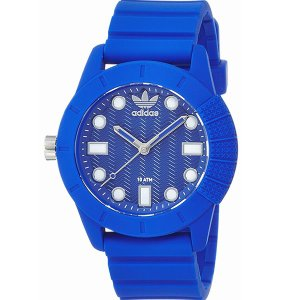 ADIDASアディダス 腕時計  ADH3103 スーパースター SUPERSTAR ブルー メンズ|pre-ma