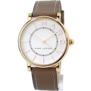 マークジェイコブス 腕時計 36mm MJ1533 ROXY ロキシー  ホワイト/グレイッシュベージュ ユニセックス|pre-ma