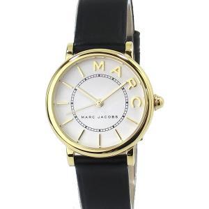 マークジェイコブス 腕時計 28mm レディース MJ1537 ROXY ロキシー ホワイト/ブラック|pre-ma