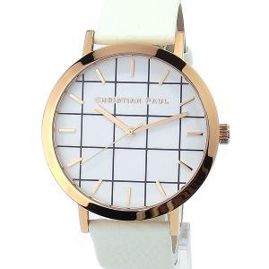 クリスチャンポール 腕時計 GR-03 ホワイトヘブン CHRISTIAN PAUL 43mm グリッドコレクション ユニセックス【アウトレット】|pre-ma