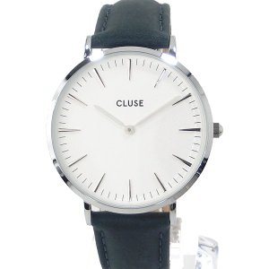 CLUSE クルース レディース 腕時計 CL18216  ラ・ボエーム 38mm シルバー/ブルーグレー 新品|pre-ma