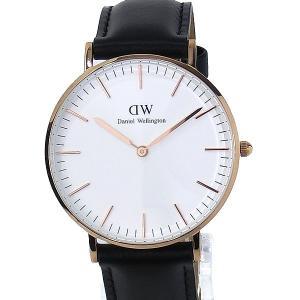ダニエルウェリントン 腕時計 36mm Classic Sheffield Lady 0508DW ローズゴールド  レディース アウトレット特価-04|pre-ma