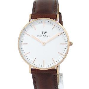 ダニエルウェリントン 腕時計 36mm Classic St Mawes Lady 0507DW  ローズゴールド  レディース アウトレット-05|pre-ma