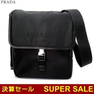 PRADA プラダ ショルダーバッグ 2VD770 064 F0002 メンズ  NERO/ブラック ナイロン 新品|pre-ma