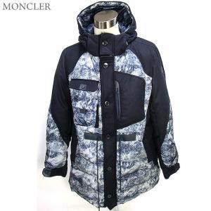 モンクレール ダウンコート メンズ GUIVRE 743/ネイビー サイズ(4)限定  MONCLER|pre-ma