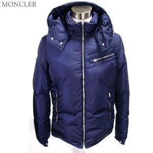 モンクレール ダウンジャケット メンズ BRAD  772/ネイビー サイズ(1)限り  MONCLER|pre-ma