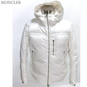 モンクレール ダウンジャケット メンズ GARY  033/ホワイト  MONCLER サイズ2 限定1点|pre-ma