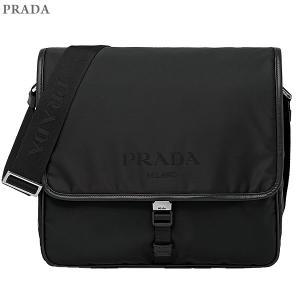 PRADA プラダ ショルダーバッグ ナイロン 2VD166 064 F0002  NERO/ブラック A4|pre-ma