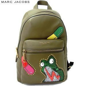 マークジェイコブス  リュックサック/バックパック レザー M0011187  313 ARMY GREEN  Verhoeven Biker Backpack|pre-ma