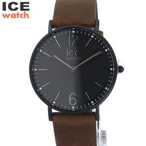 ICE WATCH アイスウォッチ 腕時計 Ice City 36mm Blackpool  CHL.B.BLA.36.N.15 替えベルト付|pre-ma