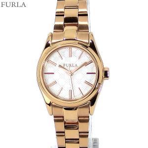 フルラ 腕時計 レディース 4253101522  FURLA EVA 25mm PGステンレス/シルバー  アウトレット限定1点|pre-ma