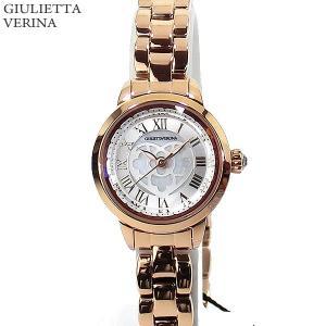 ジュリエッタヴェローナ レディース 腕時計 GV003PSI  LOVE VERONA ピンクゴールド ステンレス 決算SSP|pre-ma