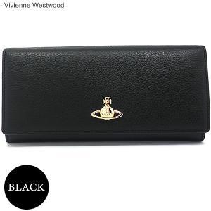 ヴィヴィアンウエストウッド  長財布 二つ折り 51120005 40212 BLACK ブラック BALMORAL VIVIENNE WESTWOOD|pre-ma