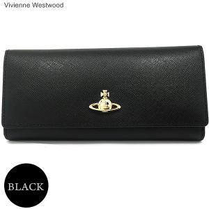 ヴィヴィアンウエストウッド  長財布 二つ折り 51120005 40187 BLACK ブラック PIMLICO VIVIENNE WESTWOOD|pre-ma