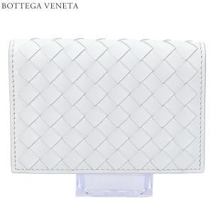 ボッテガヴェネタ カードケース/名刺入れ  120701 V4651 1909  ホワイト BOTTEGA VENETA|pre-ma