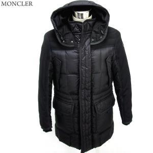 モンクレール ダウンコート  ARVIER メンズ 999/ブラック MONCLER サイズ(0)限定1点|pre-ma