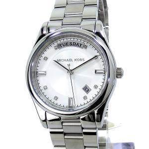 【アウトレット・付属品なし】マイケルコース レディース 腕時計 MK6067 デイデイト 34mm MICHAEL KORS|pre-ma
