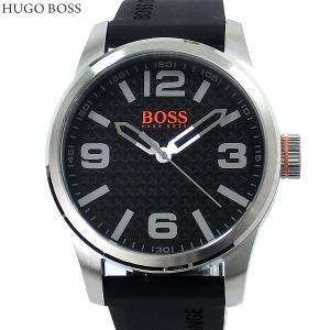 HUGO BOSS ヒューゴボス メンズ 腕時計 1513350 ラバー ブラック 新品|pre-ma