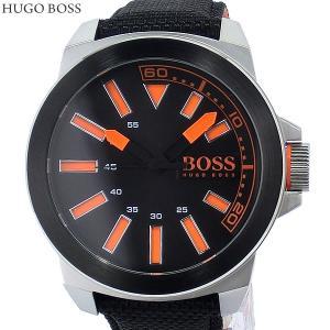 HUGO BOSS ヒューゴボス メンズ 腕時計 1513116 レザー ブラック 新品|pre-ma