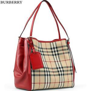 BURBERRY バーバリー トートバッグ/ショルダーバッグ 3939898  HORSEFERRY CHECK 新品 決算セール|pre-ma